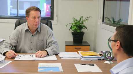 Darling Downs and Western Moreton PHN chief executive officer Ken Murphy.