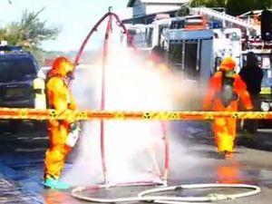 VIDEO: Powder samples cause council evacuations