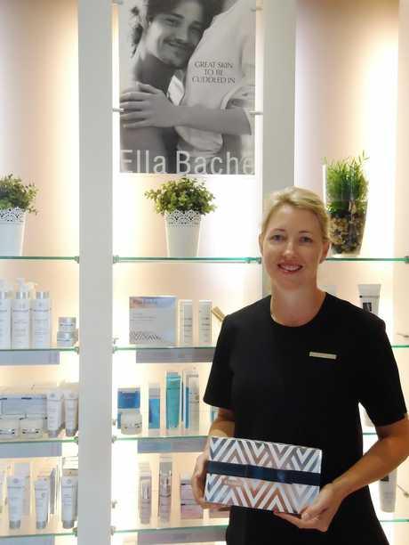 Ella Bach Toowoomba salon owner Emily Whitby.