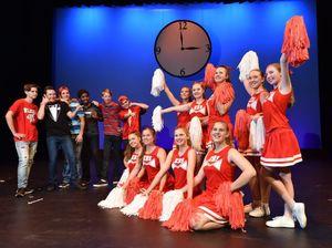 St Marys High School Musical 2 Junior