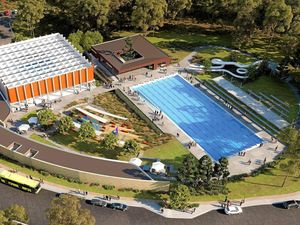 Truss: Aquatic Centre and Pavilion upgrade make Budget