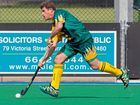 History repeats for Masters Hockey star