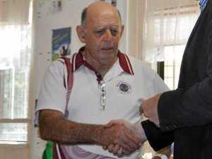 Belz earns Wests life membership