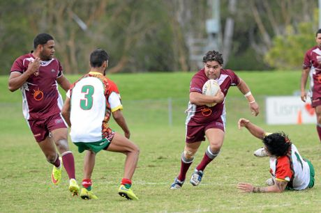 Casino five-eighth Corey Torrens has enjoyed a successful start to the Northern Rivers Regional Rugby League season.