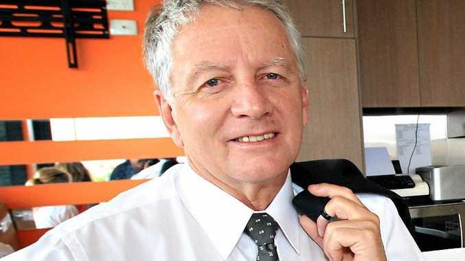 NSW Business Chamber regional manager John Murray.