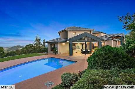 A Kara View Court home that sold for more than $2m last month.