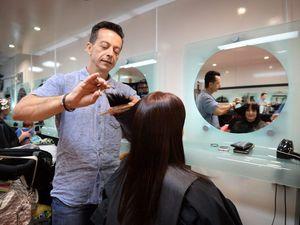 Small business tax cuts in budget help boost hair cuts