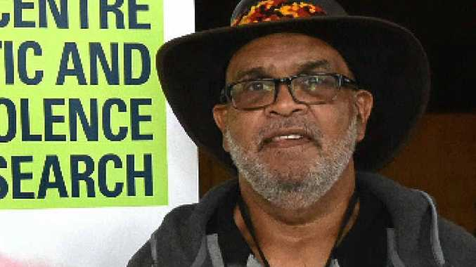 INNOVATIVE: Founder of the Aboriginal and other males Healing Centre in Western Australia, Devon Cuimara.