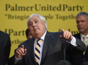 Palmer still undecided on Queensland Senate run