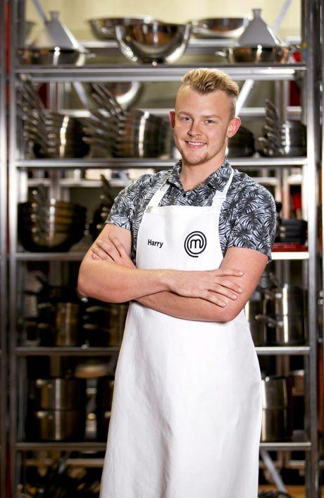 MasterChef Australia Top 24 contestant Harry Foster has family in Maroochydore.