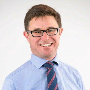 LNP Candidate for Maranoa David Littleproud