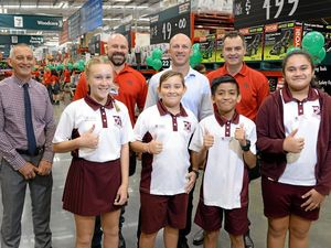 Bunnings gives sport clubs across Ipswich a free kick