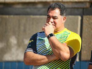 Pressure on Meninga to beat the No. 1 Kiwis