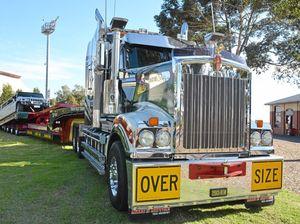 PHOTOS: Melbourne Truck Show first pics