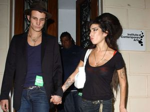 Amy Winehouse's ex 'wanted by police'