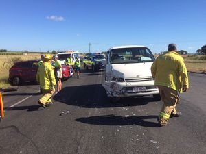 Elliott Heads Rd crash