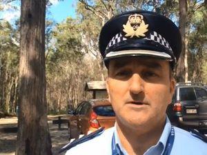 Police officer injured during Mt Tibrogargan training