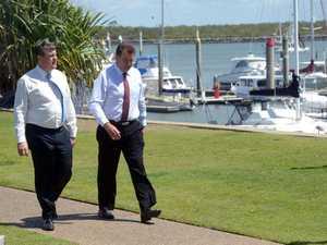 Burnett MP says LNP remains united despite leadership change