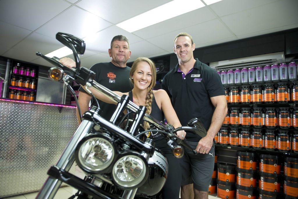 Mick Daley, Tamara Murphy and Ben Murphy will raise money doing motorbike ride this weekend. May 4th, 2016