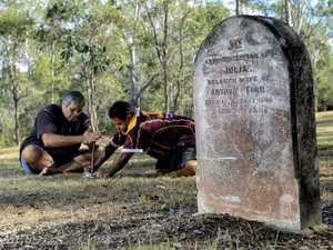 Deebing Creek Mission cemetery