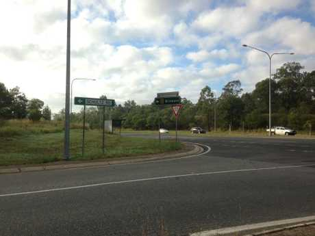 A woman, 54, was killed after falling from a car on the Warrego Hwy at Haigslea on May 5, 2016.