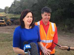 Palaszczuk discusses Tim Nicholls
