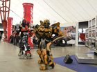 Transformers take over the Melbourne Truck Show
