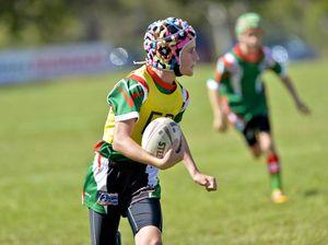 Junior U11 Rugby Gladstone: May 7