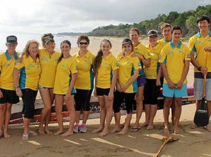 Paddlers take on the world at sprint titles