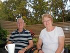 Ken and Margaret Appleton are happy with their move to Buderim's new over-50s lifestyle community, Nature's Edge.