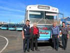 GENERATIONS IN BUSINESS: Mitchell, Don, Cameron and Hayden Haidley celebrate 50 years of the family business at Lyons St.