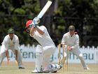 TALENTED: Sunshine Coast batsman Nick Selman.