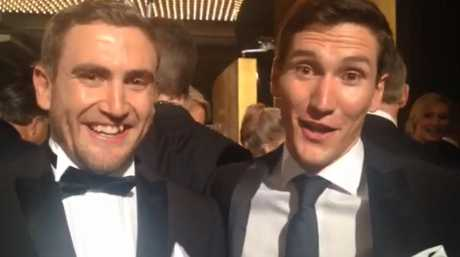THE Logies red carpet at Crown Casino in Melbourne is a long way from the Queensland bush.