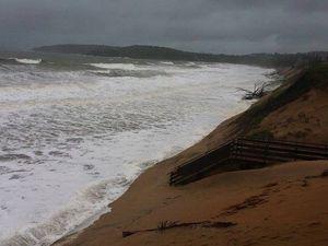 LISTEN: Lifesavers lobby council for cash to man Agnes beach