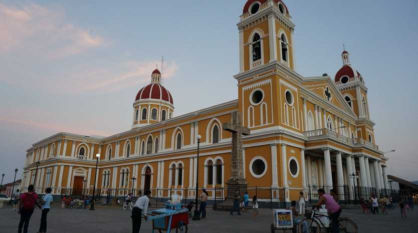 Situated on Lake Nicaragua, Granada is a stunning colonial city with a great vibe
