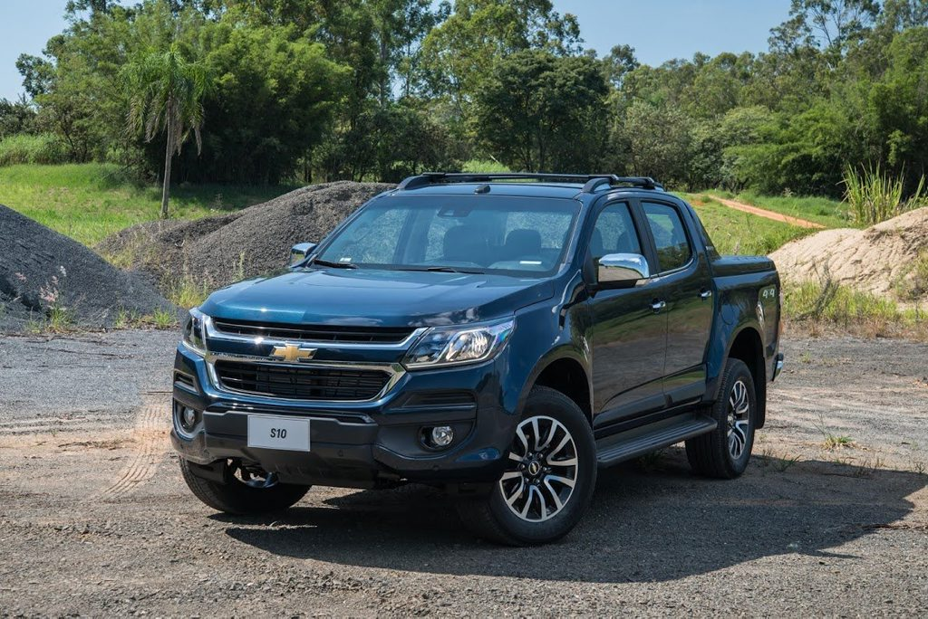 2017 Chevrolet Colorado. Photo: Contributed