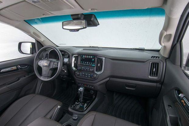 2017 Chevrolet Colorado. Photo: Contributed