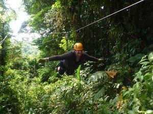 A Latin Affair: Ziplining through Costa Rica