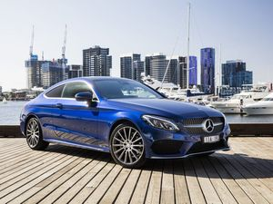 Mercedes-Benz C-Class Coupe road test and review
