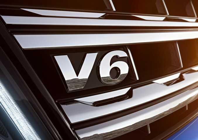 2016 VW Amarok V6. Photo: Contributed