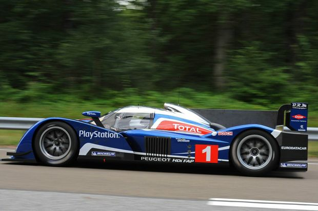 2008 Peugeot 908 HDi Prototype. Photo: Contributed.