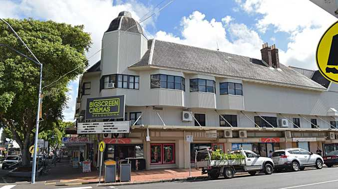 A second man has been arrested and charged for allegedly robbing Big Screen Cinemas in Caloundra.
