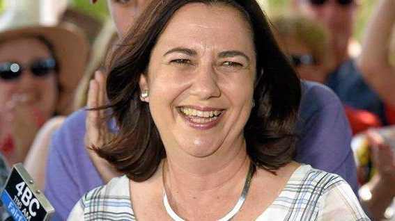 ON THE COAST: Premier Annastacia Palaszczuk brings her government's Cabinet to Southport on May 15-16.