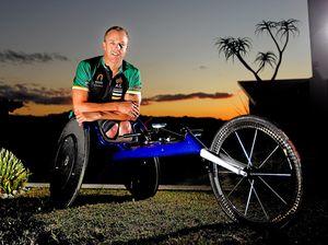 Bill Chaffey gears up for Rio