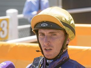 Winning double for jockey Ben Looker