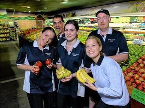 Fresh produce pair aims to provide you better service