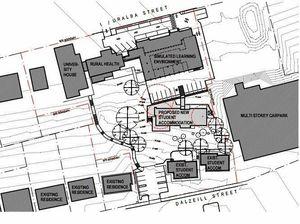 Student accommodation DA for health precinct