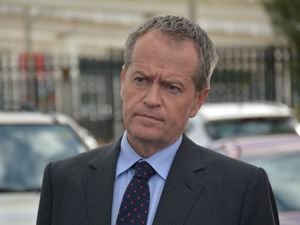 Shorten shoots down Greens