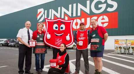Over the weekends from Saturday May 14 to Sunday May 29, The Salvation Army volunteers will visit their local Bunnings store to give customers the opportunity to make a donation to the Red Shield Appeal.