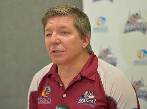 Cutters coach under immense pressure